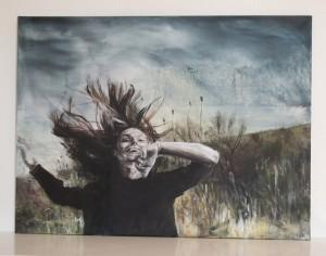 Acryl, 201690 x 70 cm