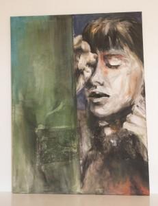 Acryl, 2016 70 x 90 cm